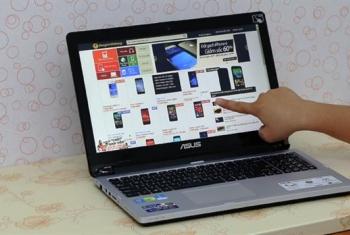 Thay Màn Hình Cảm Ứng Laptop Asus HCM