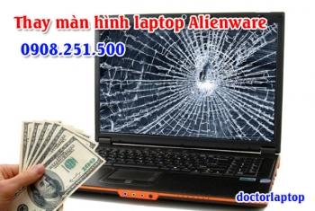 Thay màn hình Laptop Alienware