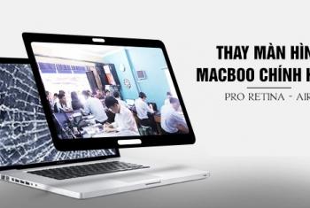 Thay màn hình Laptop Apple