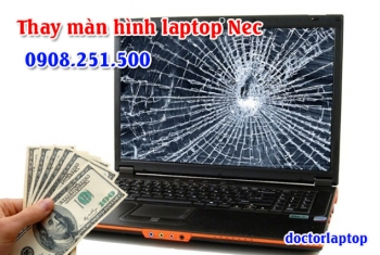 Thay màn hình Laptop Nec
