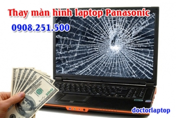 Thay màn hình Laptop Panasonic