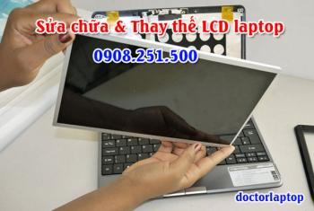 Thay thế sửa chữa màn hình LCD laptop