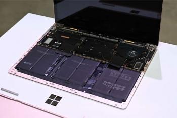Sửa chữa Surface Pro uy tín TP.HCM