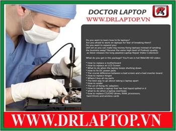 Laptop MSI Cr400 Cr420 Cr460 máy chạy mà không lên hình, chạy bị tắt rồi không mở lên được
