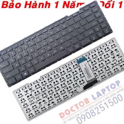 Bàn Phím Laptop Asus X451 X451C X451CA X451MAV ( Original )