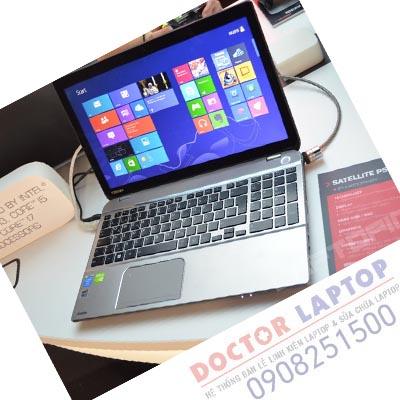 Thay Màn Hình Cảm Ứng Laptop Toshiba HCM