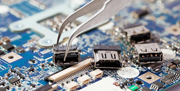 Thay, Sửa cổng usb laptop hư hỏng gãy lỏng lẻo