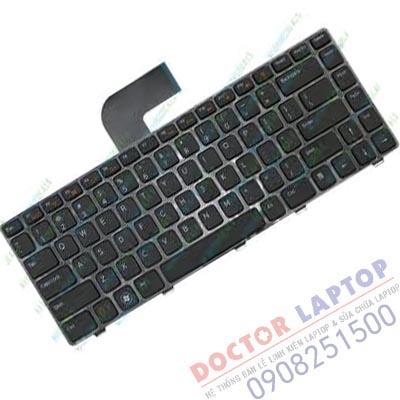 Bàn phím laptop Dell Inspiron 3421, Ban Phim Dell 3421