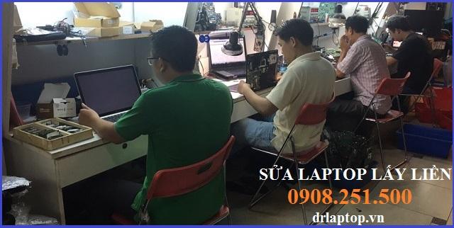 Sửa laptop lấy liền uy tín tại TPHCM