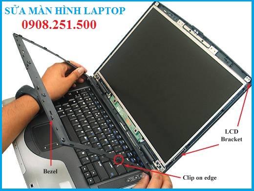 Sửa chữa màn hình laptop uy tín lấy liền ở hcm