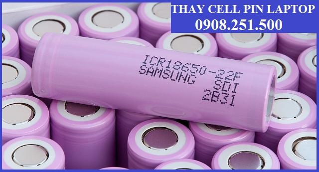 Thay cell pin laptop uy tín, chất lượng, giá rẻ ở hcm