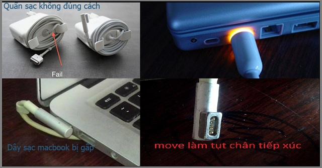 Sạc Macbook Pro 2012 HCM | Cục Sạc Macbook Pro 2012 TpHCM