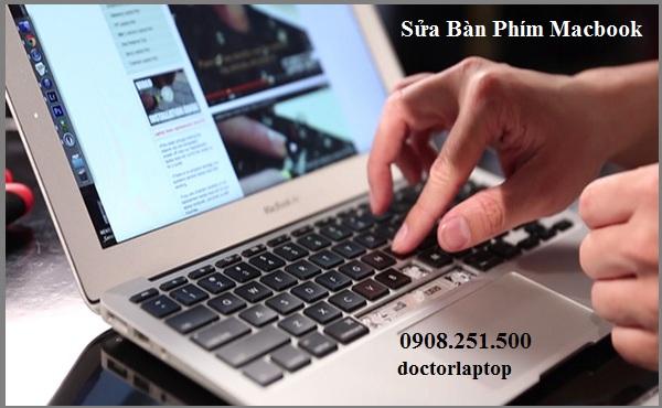 Giá Bàn Phím Macbook Pro HCM | Giá Thay Bàn Phím Macbook Pro TpHCM