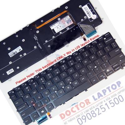 Bàn phím laptop Dell P57G P57G001 13 7347