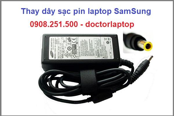 Dây sạc pin laptop SamSung ở đâu bán?