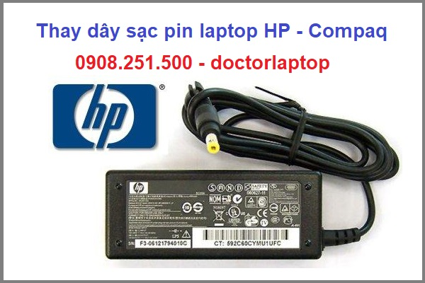 day sac pin laptop hp