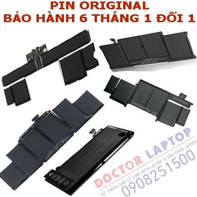 Thay Pin Macbook 2012 HCM | Thay Pin Macbook Pro Air 2012 TpHCM