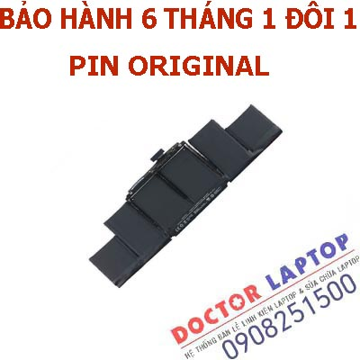 Thay Pin Macbook A1398 HCM | Thay Pin Macbook Pro A1398 TpHCM