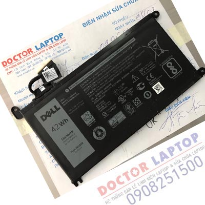 Pin Dell Inspiron 5378 13-5378 P69G HCM | Thay Pin Laptop Dell Inspiron 5378 TpHCM