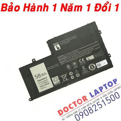 Pin Dell Inspiron 5547 14-5547 HCM | Thay Pin Laptop Dell Inspiron 5547 TpHCM
