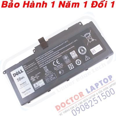 Pin Dell Inspiron 7548 15-7548 P41F HCM | Thay Pin Laptop Dell Inspiron 7548 TpHCM