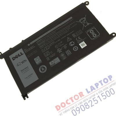 Pin Dell Vostro 5568 HCM | Thay Pin Laptop Dell Vostro 5568 TpHCM