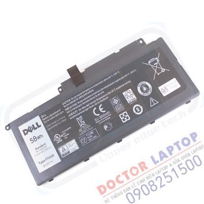 Pin Dell Xps 9550 15-9550 P56F P56F001 HCM | Thay Pin Laptop Dell Xps 9550 TpHCM
