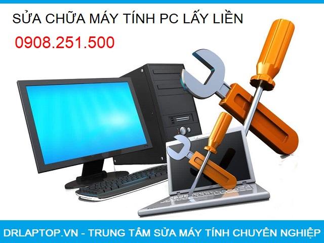 Sửa máy tính PC lấy liền tại TPHCM