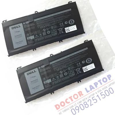 Pin Dell Inspiron 5565 15-5565, Thay Pin Laptop Dell Inspiron 5565