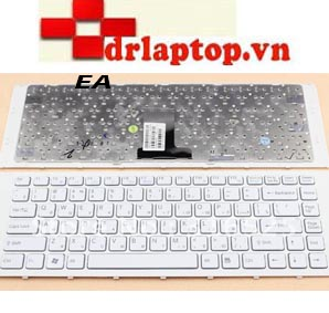Keyboard Sony Vaio PCG-61211L Laptop Ban Phim - 1