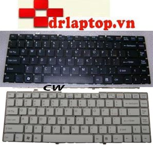 Keyboard Sony Vaio PCG-61315L Laptop Ban Phim - 1