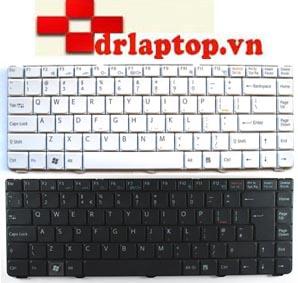Keyboard Sony Vaio PCG-7141L PCG-7142L Laptop Ban Phim - 1