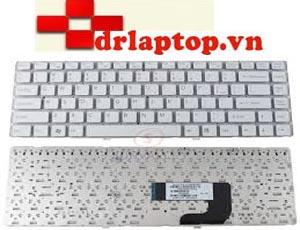 Keyboard Sony Vaio PCG-7171L PCG-7172L Laptop Ban Phim - 1