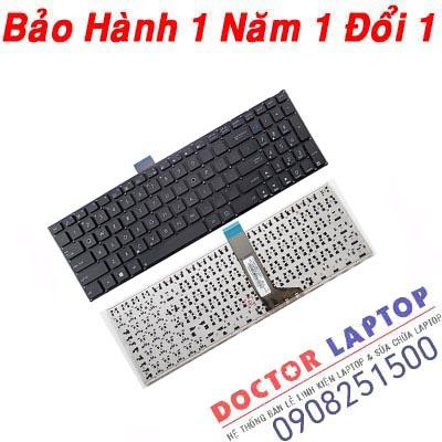 Thay bàn phím Laptop Asus F555L (Original)